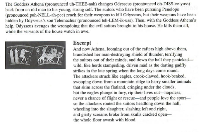 Was Odysseus a Good or Bad Leader