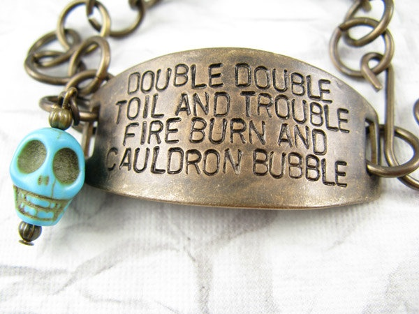 Double The Trouble Quotes: Macbeth Witches Quotes Double Double. QuotesGram