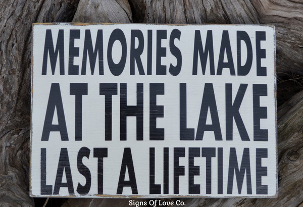 Quotes I Love The Lake. QuotesGram