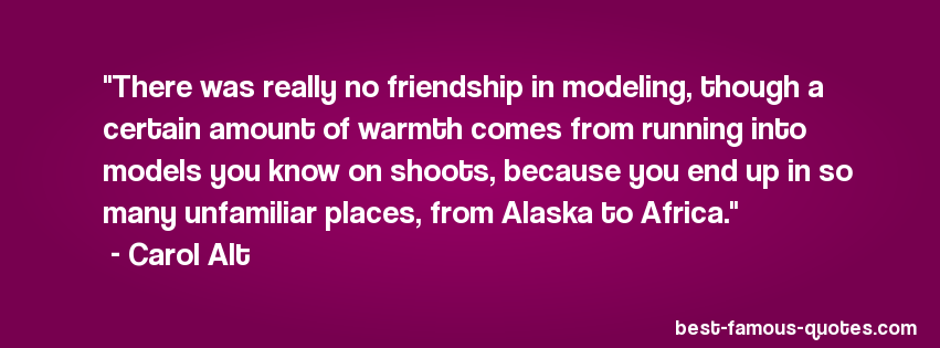 Warmth friendship quotes
