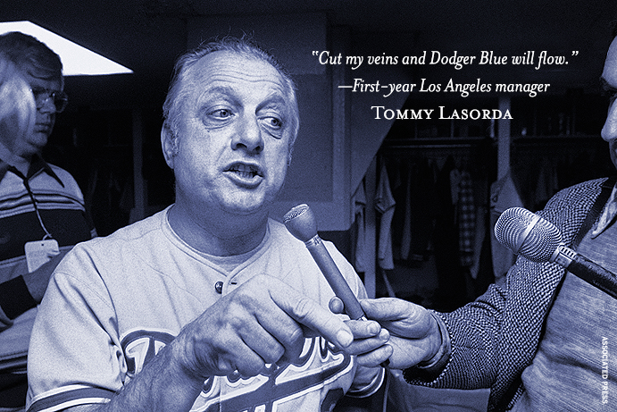 Lasorda Leadership Quotes Quotesgram