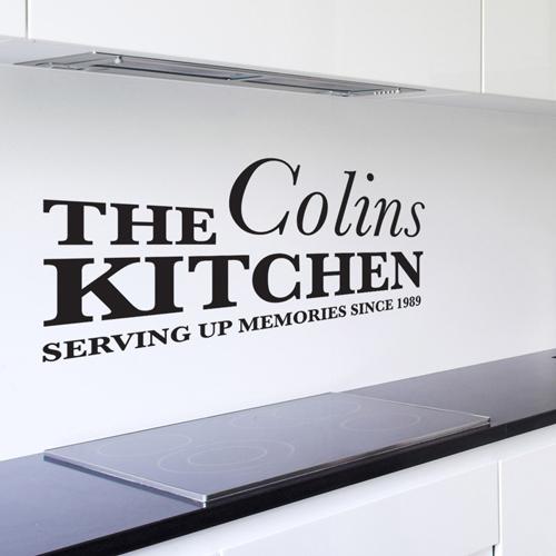 Kitchen Quotes And Jokes Quotesgram: Kitchen Decals Quotes. QuotesGram
