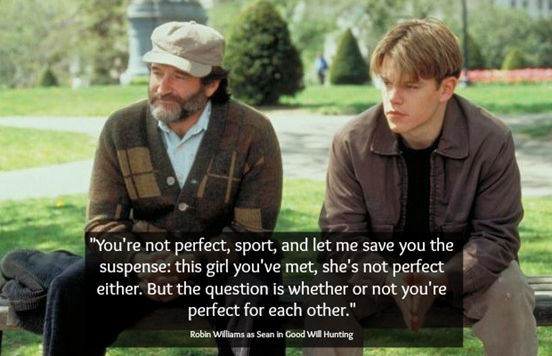 Good Will Hunting Robin Williams Movie Quotes. QuotesGram