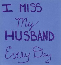 My hubby miss i I Miss
