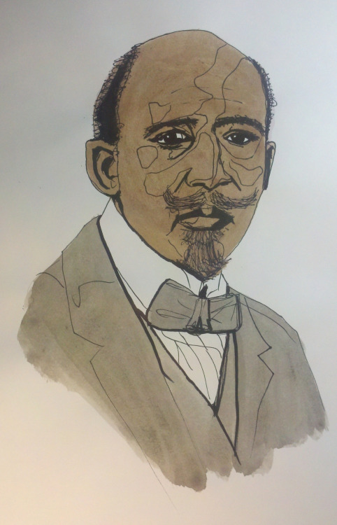 William Edward Burghardt Du Bois (1868—1963)