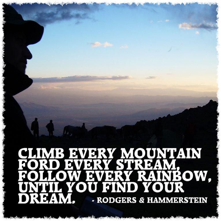 Beautiful Mountain Quotes. QuotesGram