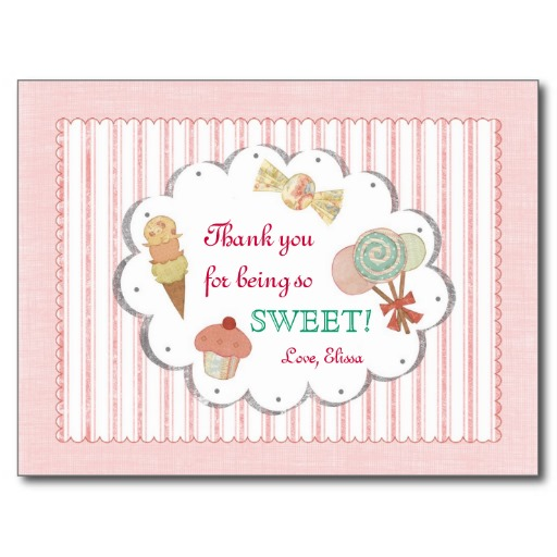Sweet Treat Thank You Quotes. QuotesGram