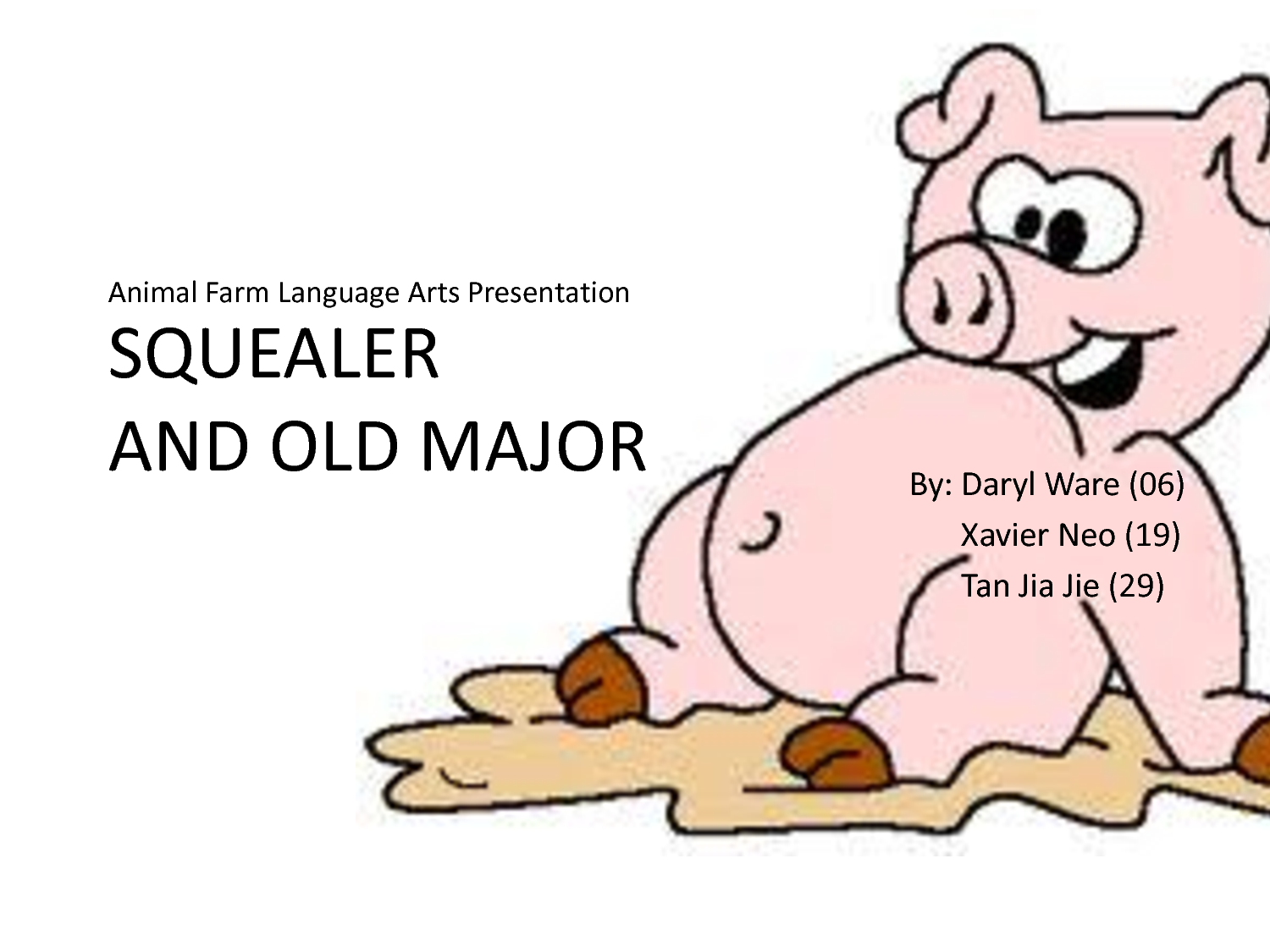 quotes for animal farm essay Animal farm: boxer's downfall - with a free essay review - free essay reviews.