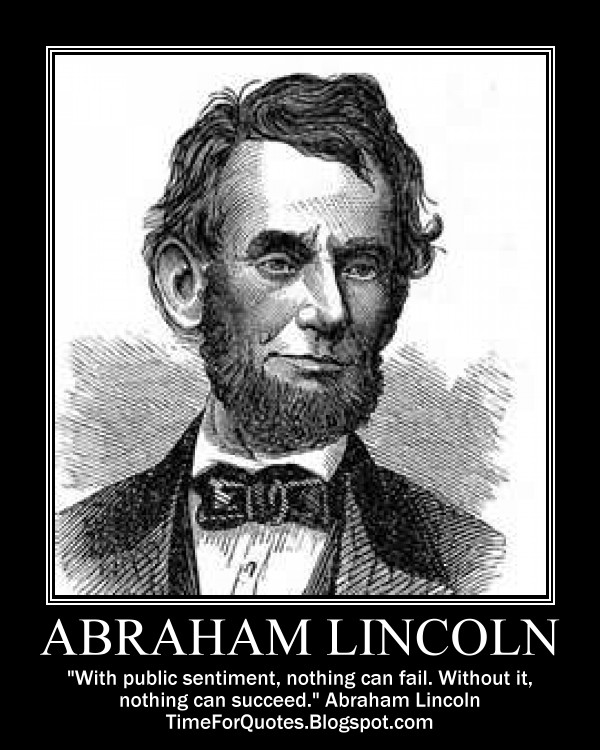 Abraham Lincoln Quotes On Slavery: Abraham Lincoln Quotes On Education. QuotesGram