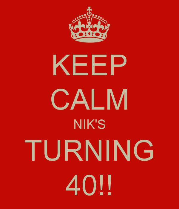 inspirational quotes about turning 40 quotesgram