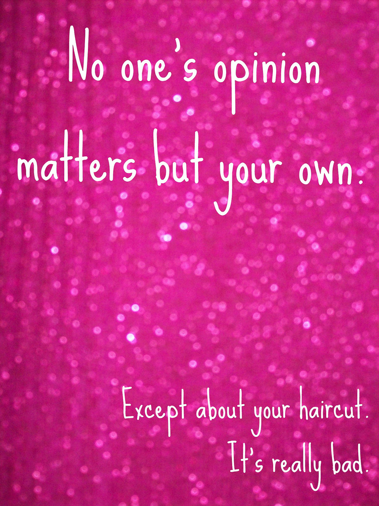 Haircut Quotes And Sayings Quotesgram