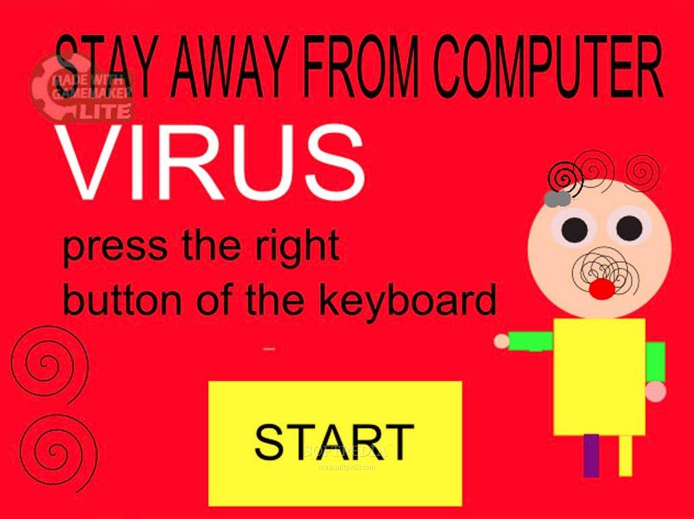 how to make a virus go away