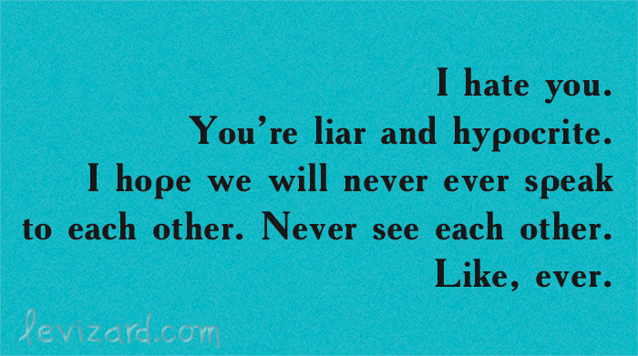 10 Things I Hate About You Funny Quotes Quotesgram: Quotes About Liars And Hypocrites. QuotesGram