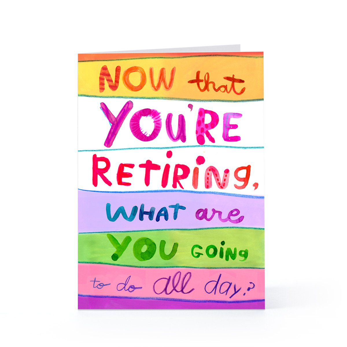 Crazy image with regard to retirement card printable