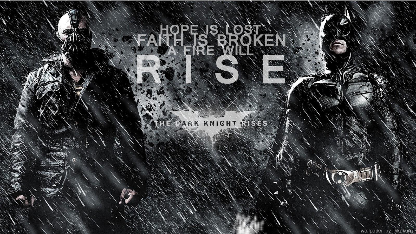 The Dark Knight Rises Quotes Quotesgram
