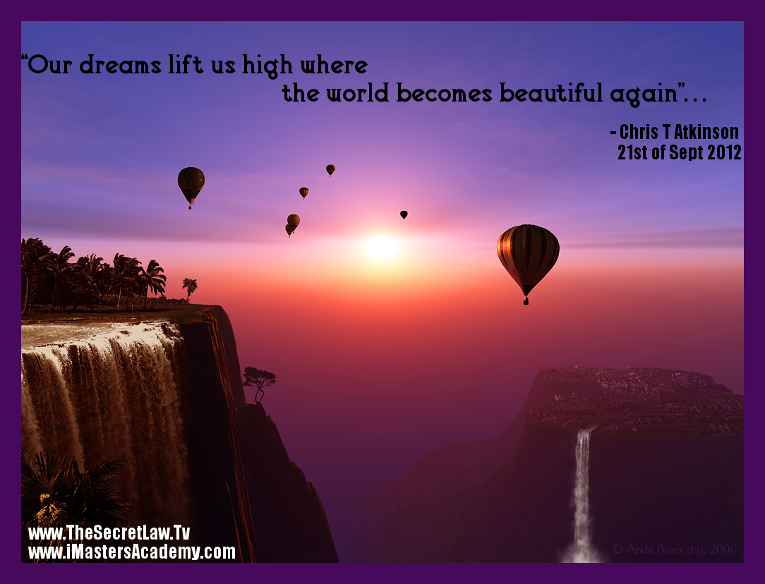 Inspirational Quotes About Dreams. QuotesGram