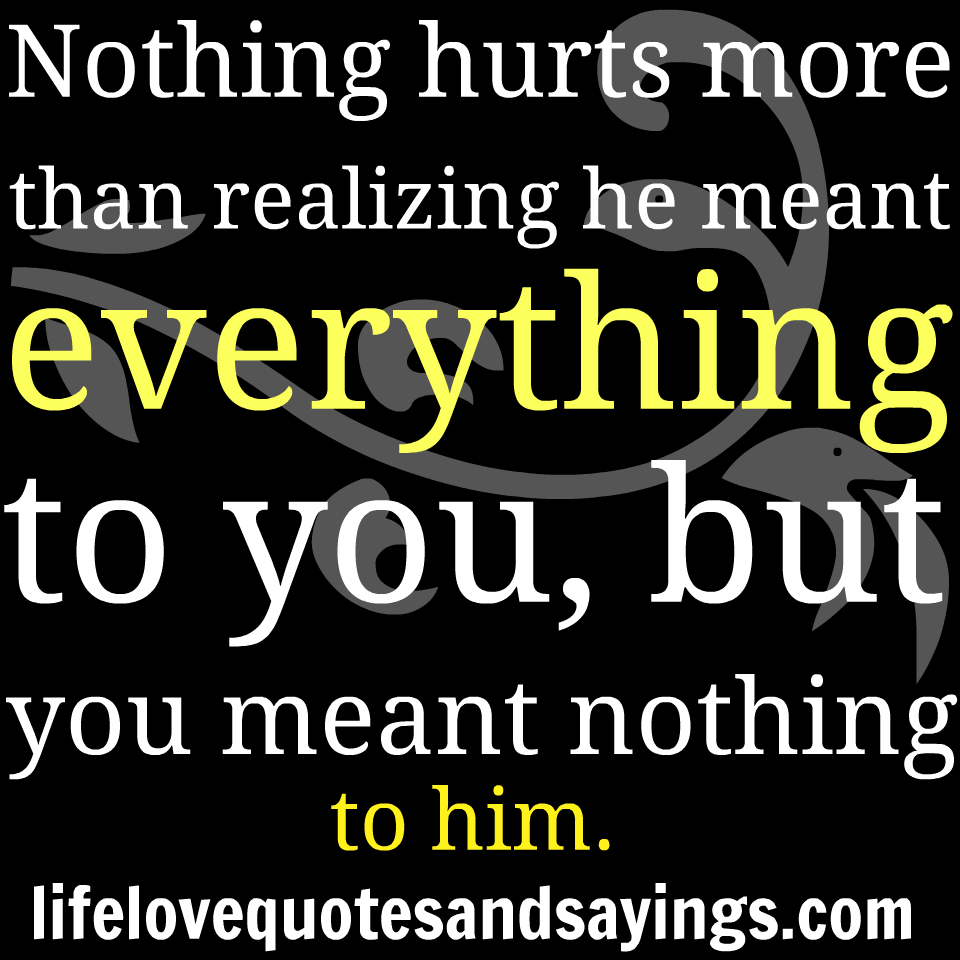 Hurt Quotes - Love Pictures, Images - Page 2 |Words Can Hurt Quotes Sayings