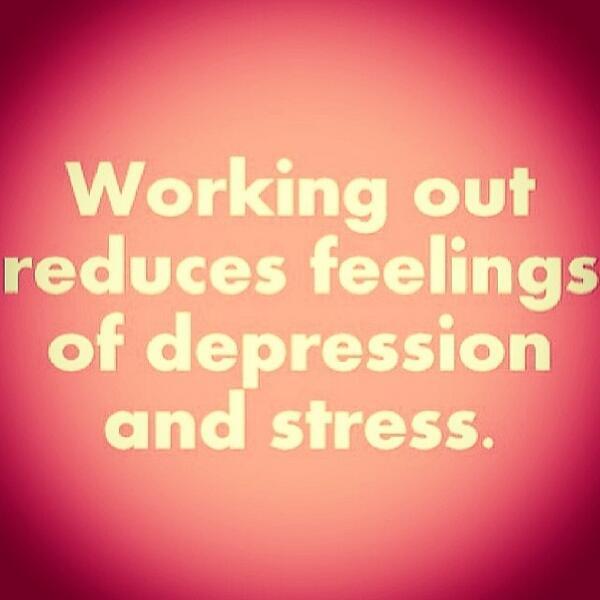 depression exercise quotes quotesgram