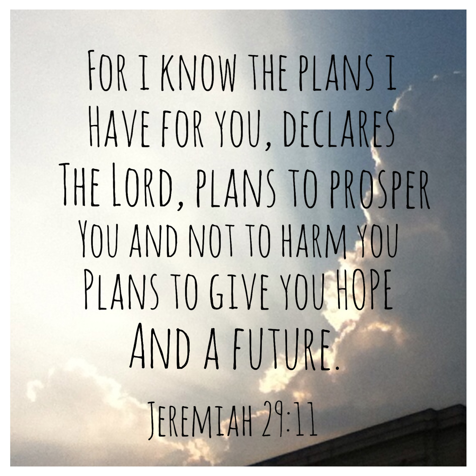 Bible Quote: Bible Quotes Jeremiah 29. QuotesGram