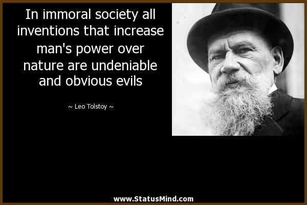 The Misanthrope Immoral Kid