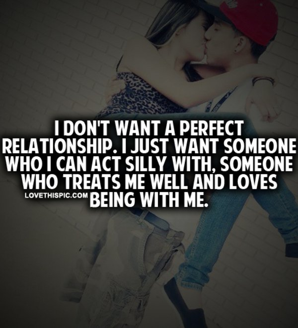 Wanting A Real Relationship Quotes. QuotesGram