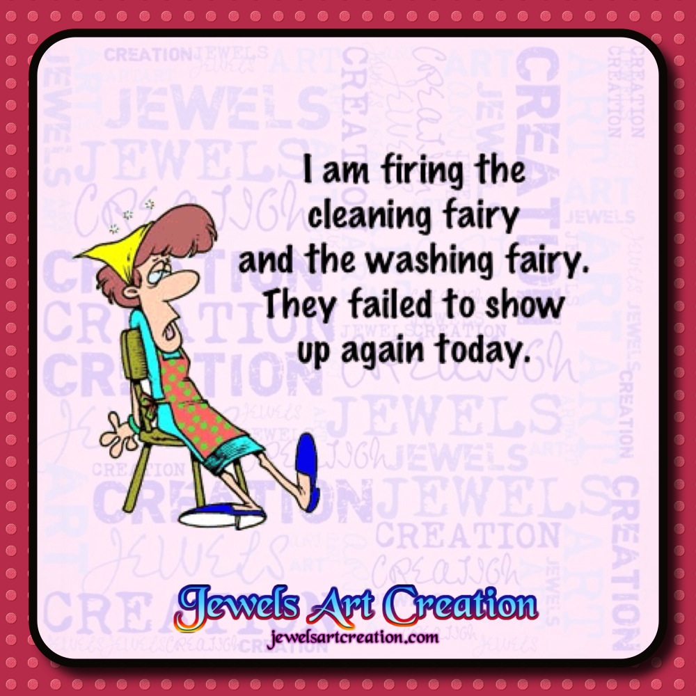 Cleaning Fairy Quotes. QuotesGram