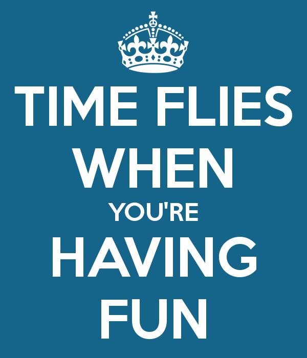 Time Flies Birthday Quotes. QuotesGram