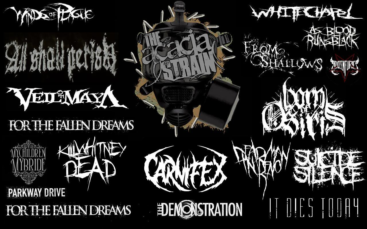 deathcore band quotes quotesgram