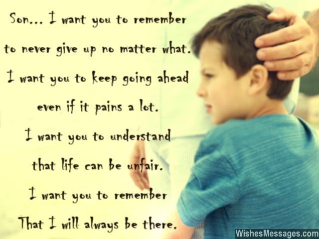Quotes To Your Son: Quotes About Missing A Son. QuotesGram