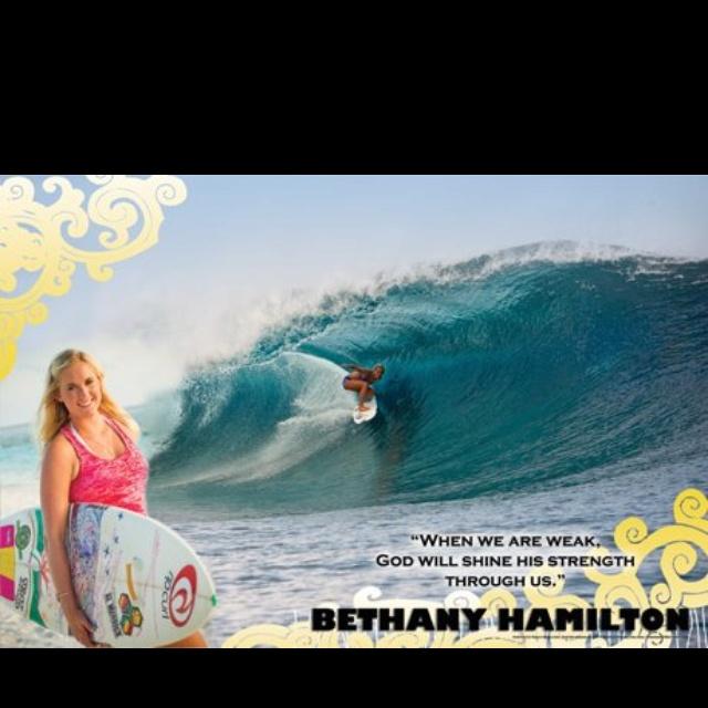 Bethany Hamilton Quotes: Bethany Hamilton Faith Quotes. QuotesGram