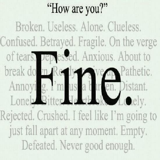 Teen Depression Quotes. QuotesGram