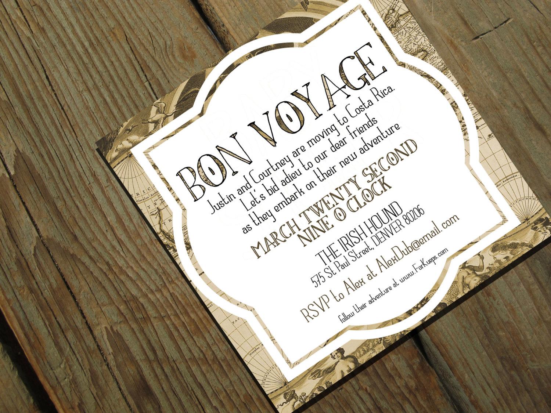 Farewell Party Invitation Matter Wedding Invitation Sample – Funny Farewell Party Invitation Wording