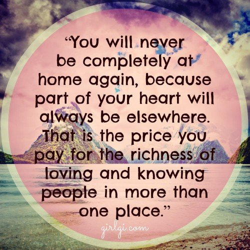 Quotes About Feeling At Home. QuotesGram
