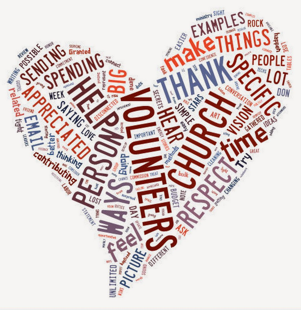 Thank You Messages For Volunteers Appreciation - WishesMsg |Thank You Church Volunteers