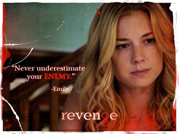 Revenge Emily Thorne Quotes. QuotesGram