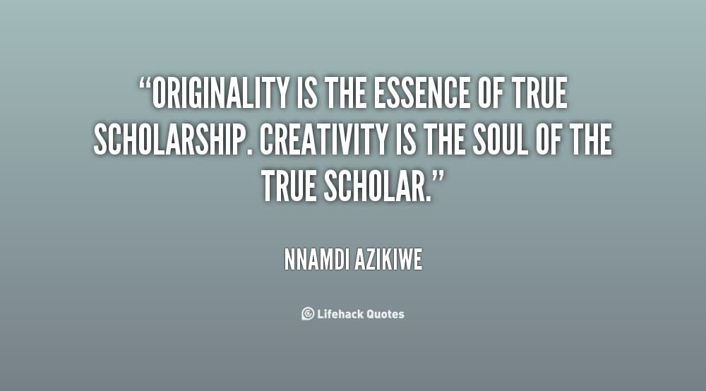 Quotes On Being A Scholar. QuotesGram