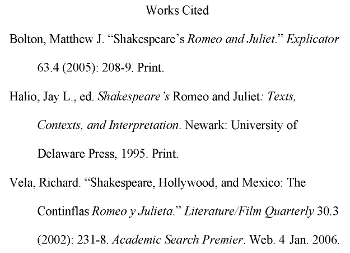 How Do You Reference A Film In An Essay