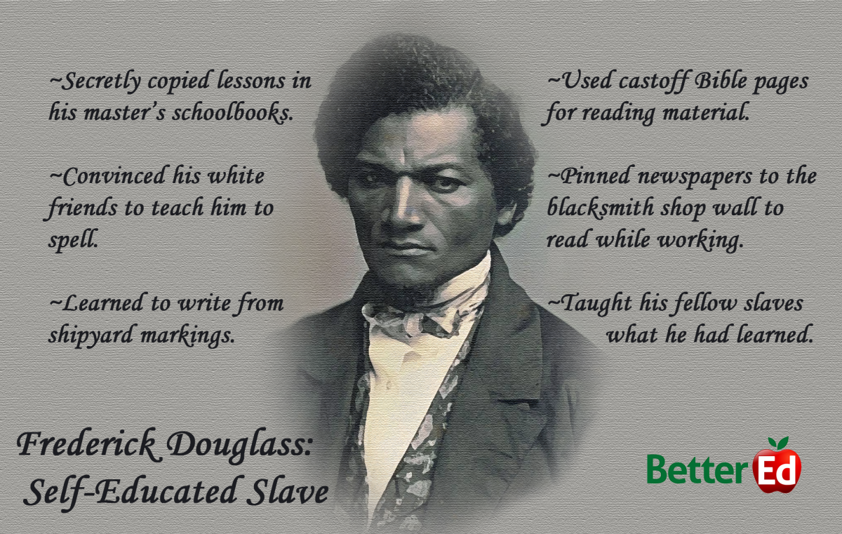 frederick douglass quotes on education quotesgram
