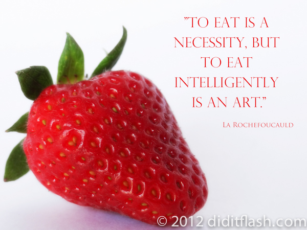 Chocolate Covered Strawberries Quotes