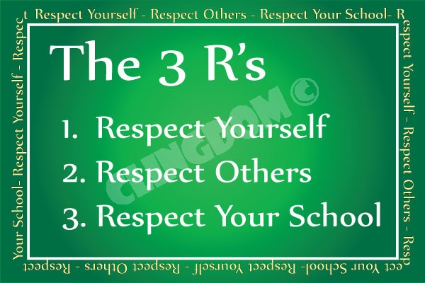 an explanation of respect towards yourself and others Respect can be demonstrated even towards your enemies  a free sample essay on respect for others is able to prepare his own paper with correct structure and.