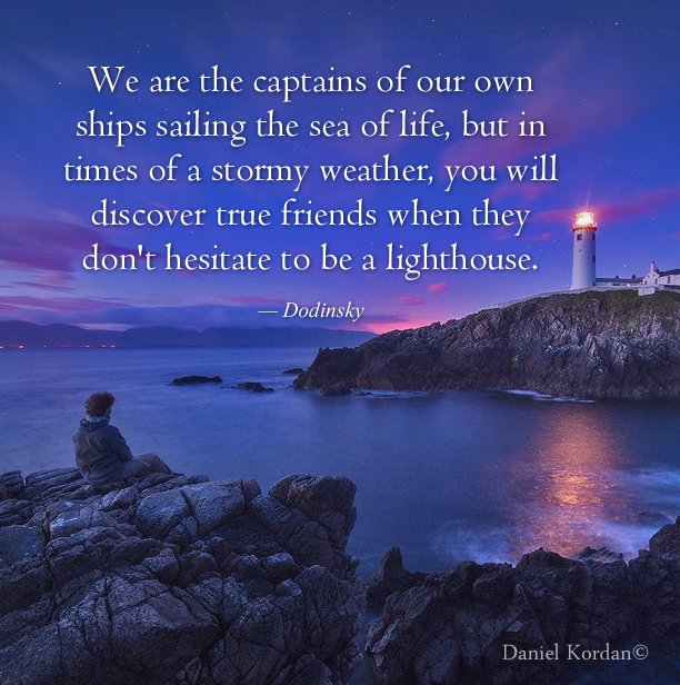 Inspirational Quotes Sailing: Lighthouse Quotes About Life. QuotesGram