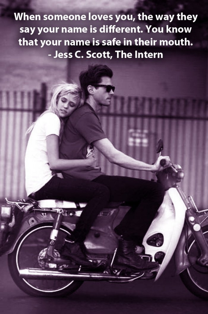 biker couple quotes - photo #1