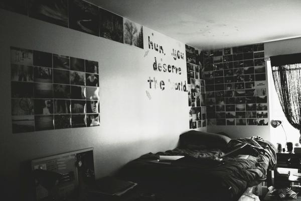 Dorm Room Wall Quotes QuotesGram ~ 020827_Vintage Dorm Room Ideas