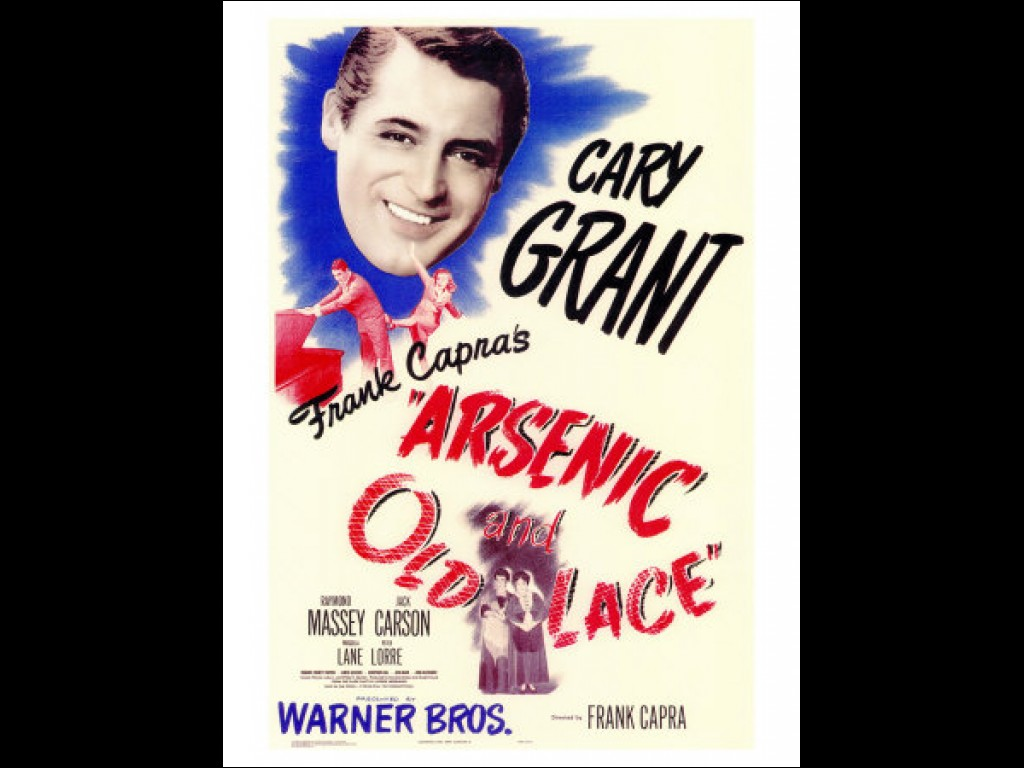arsenic and old lace study guide