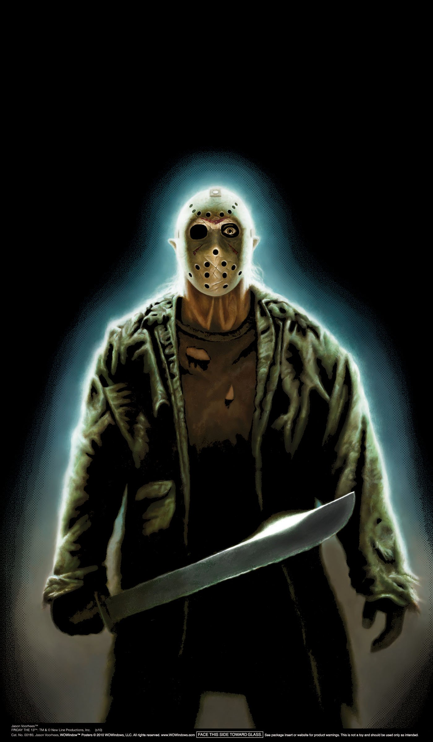 Jason Voorhees Quotes....