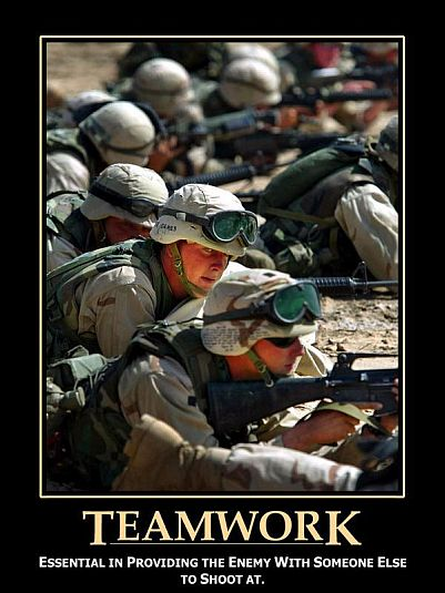 teamwork in the army In service of the mission: teamwork and shared  - va mental health                wwwmentalhealthvagov/communityproviders/docs/mission_orientedpdf.