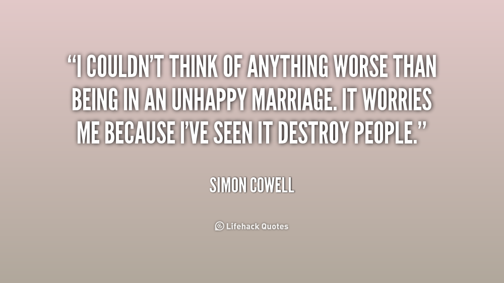 unhappy marriage quotes quotesgram