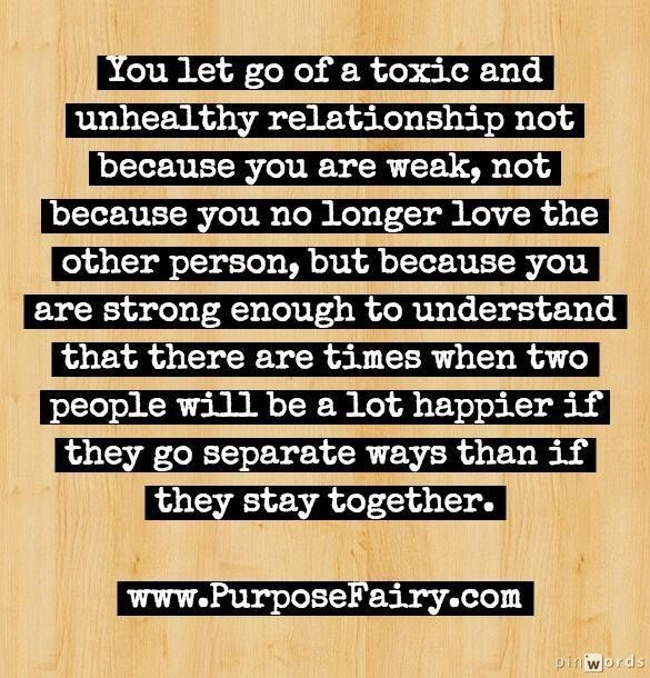Toxic Marriage Quotes: Letting Go Unhealthy Relationship Quotes. QuotesGram