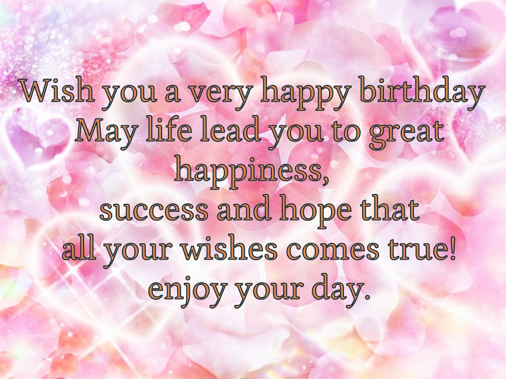 Birthday Joy Quotes Quotesgram