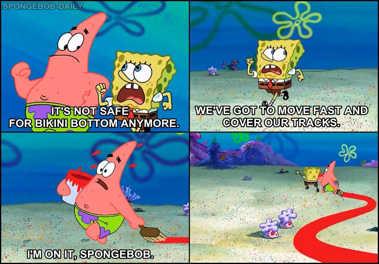 Bad Spongebob Funny Quotes. QuotesGram